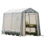 Теплица в коробке 1,8 х 2,4 х 2 м ShelterLogic (США) cветорассеивающий тент