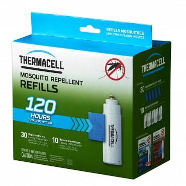Огромный запасной набор Thermacell на 120 часов