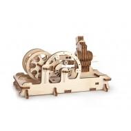Механическая модель Двигатель от Ugears