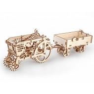Механическая модель Прицеп от Ugears