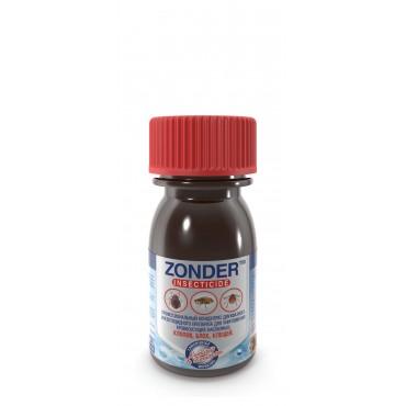 Инсектицидное средство ЗОНДЕР, 50мл (от клопов и тараканов)