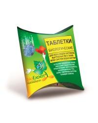 Средство BioExpert для септиков, канализации и выгребных ям (2 таблетки в упаковке)
