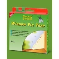 Оконная ловушка для мух Fly Trap, в комплекте 2 шт.
