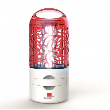 Уничтожитель летающих насекомых Premium Mini 10W LED на 40м2