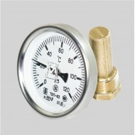 Термометр для баков из нержавейки Успех