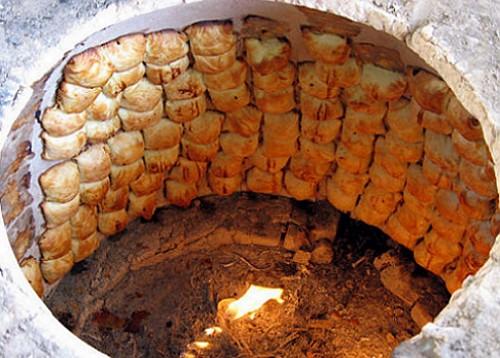 блюда из тандыра рецепты с фото